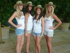 The partypoker813.com girls