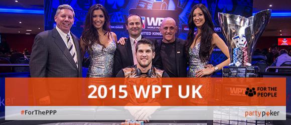2015 WPT UK