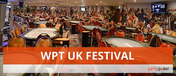 WPT UK Festival