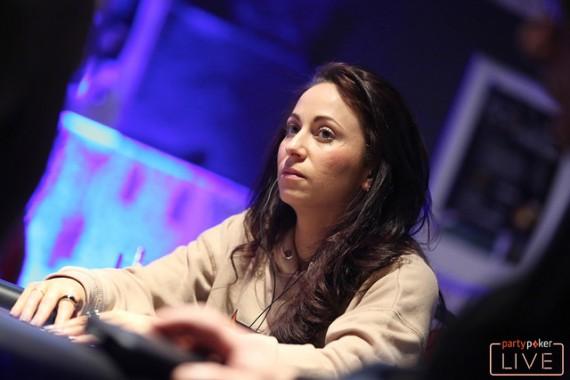 Natalia Breviglieri at the Grand Prix Austria event