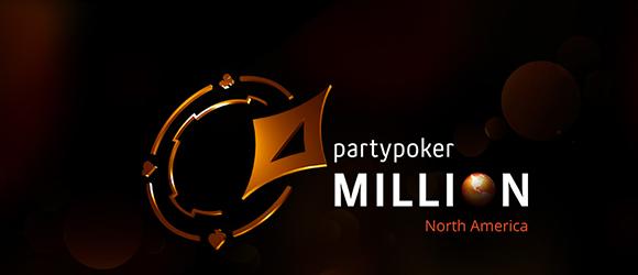 partypoker Million North America