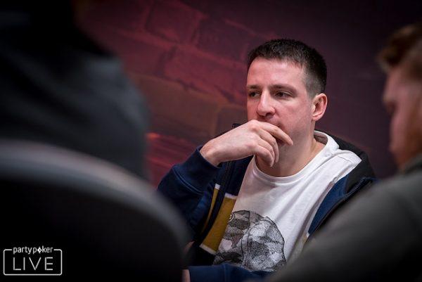 Dan Charlton: Ninth-place finisher