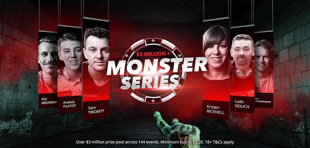 $3.4 million monster series