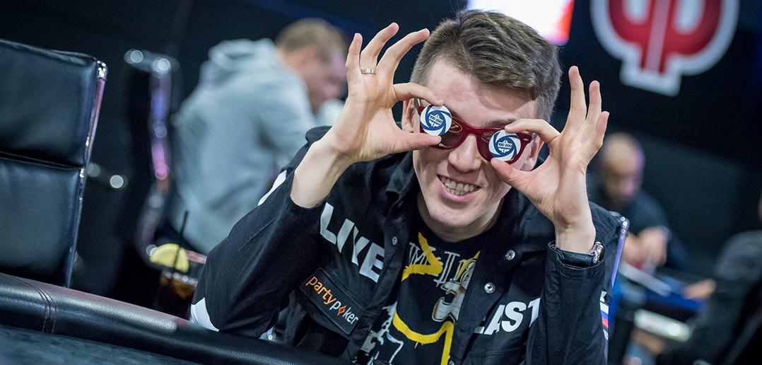 Anatoly Filatov Russian Poker player