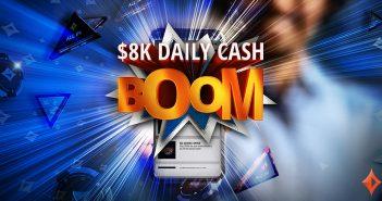 Daily Cash Boom