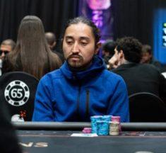 Rodrigo Seiji faz mesa final no The Big Game; Chidwick é campeão