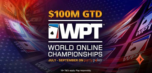 WPT® World Championship Online erweitert; mehr Chancen auf Qualifikation