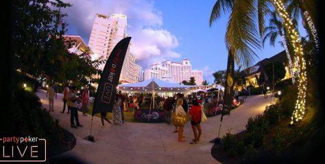Após WPT WOC, partypoker terá versão online do Caribbean Poker Party