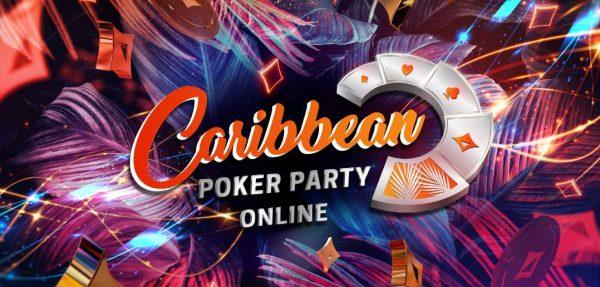 Ahora hay más entradas garantizadas al Caribbean Poker Party Online