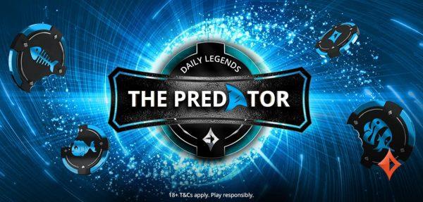 Vadim number1 превратил выигранный в акции билет $22 в занос $3,200 в Predator