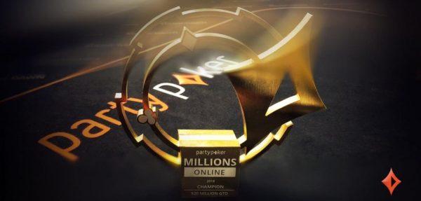 La agenda del MILLIONS Online: del Closer al Mega High Roller y sus satélites