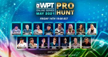 WPT Pro Hunt