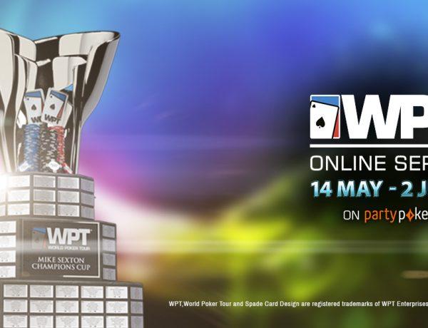 WPT Online Series: la agenda del fin de semana