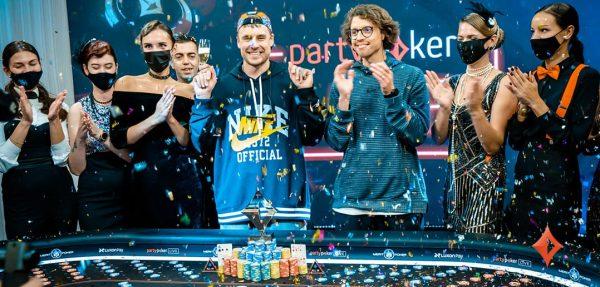 Nanartavicius is the MILLIONS North Cyprus Warm-Up Champion