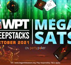WPTDeepStacks Main Event: satelitados brilham e são 39% dos classificados pelo Dia 1B